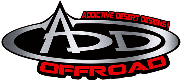 addicted desert logo