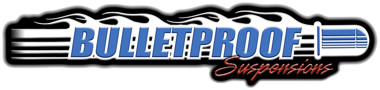bulletproof suspension logo