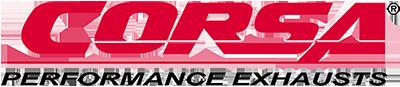 corsa exhaust logo