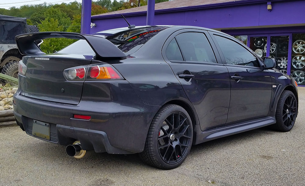 Turbo Back AMS Exhaust