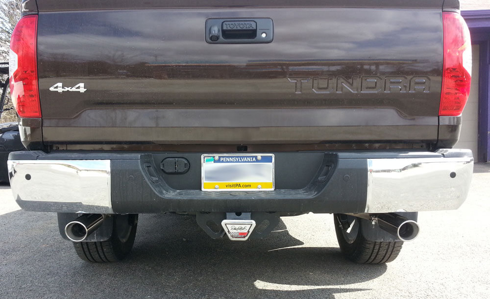 Magnaflow stainless dual exhaust system