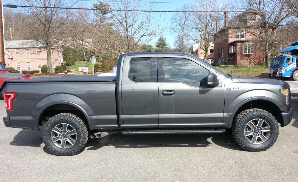BDS leveling kit