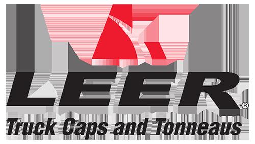 leer truck caps logo