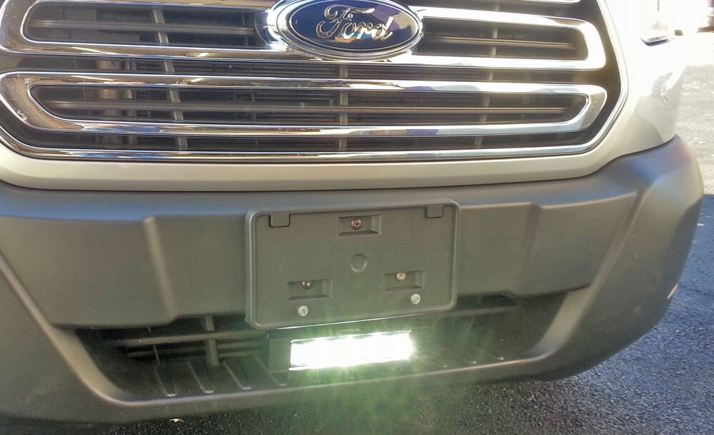 PIAA fog light bar