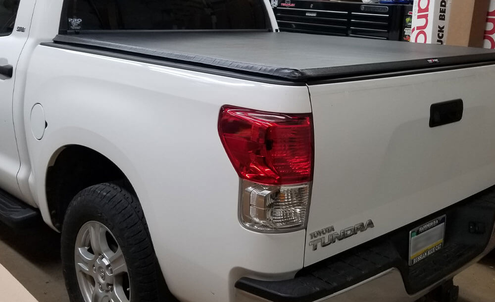 Truxedo truck bed cover