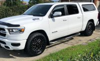 "20"" XD 836 Fury Wheels Nitto Ridge Grapplers"