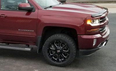 XD Buck25 wheels | BFF atko2 tires