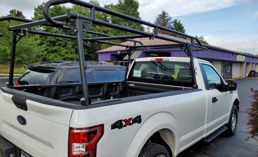 Trailfx ladder rack